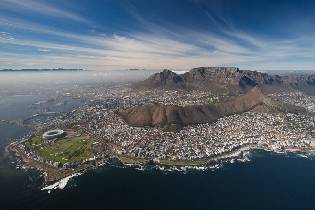Cape Town city view private tours saffa tours