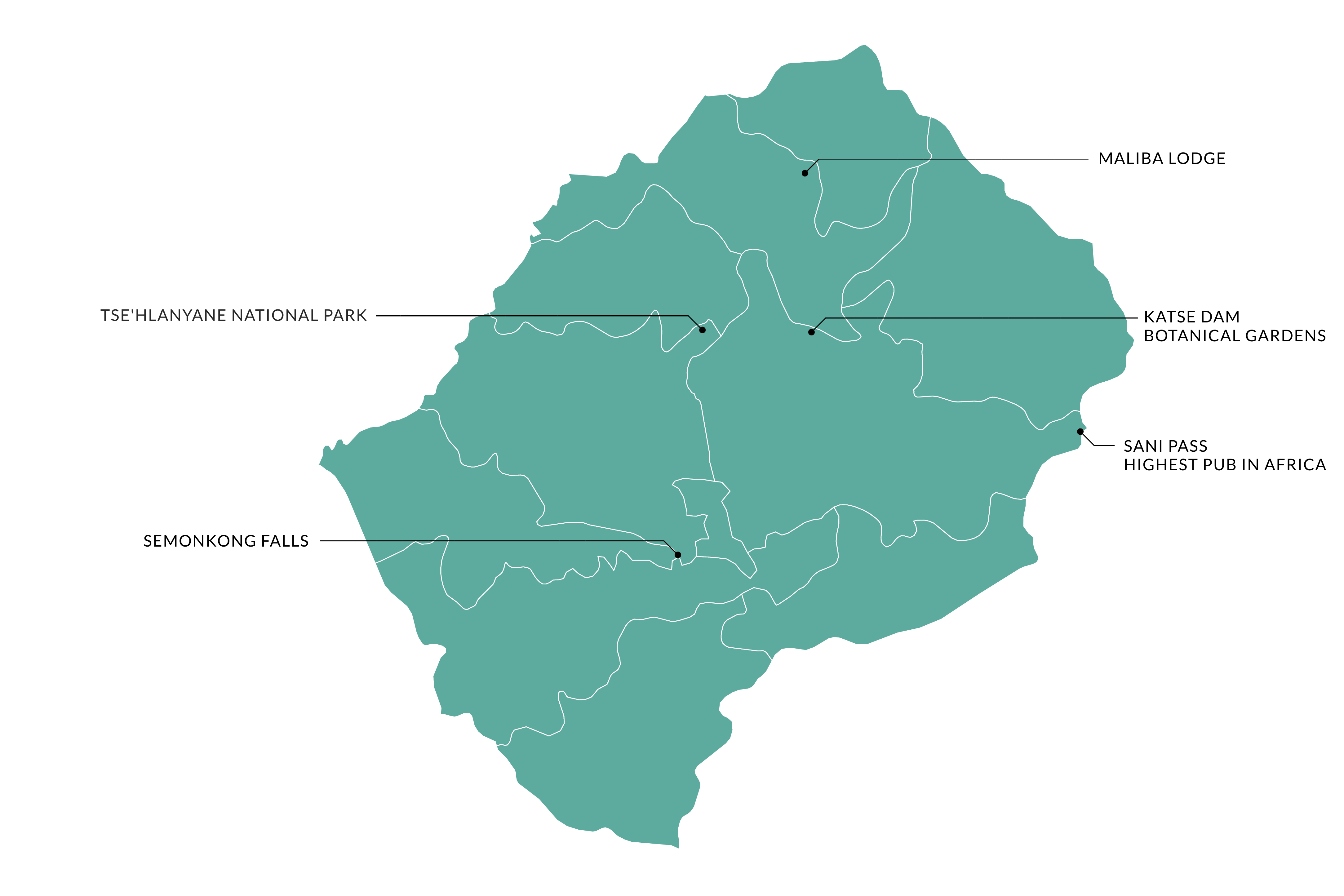 lesotho-travel-map
