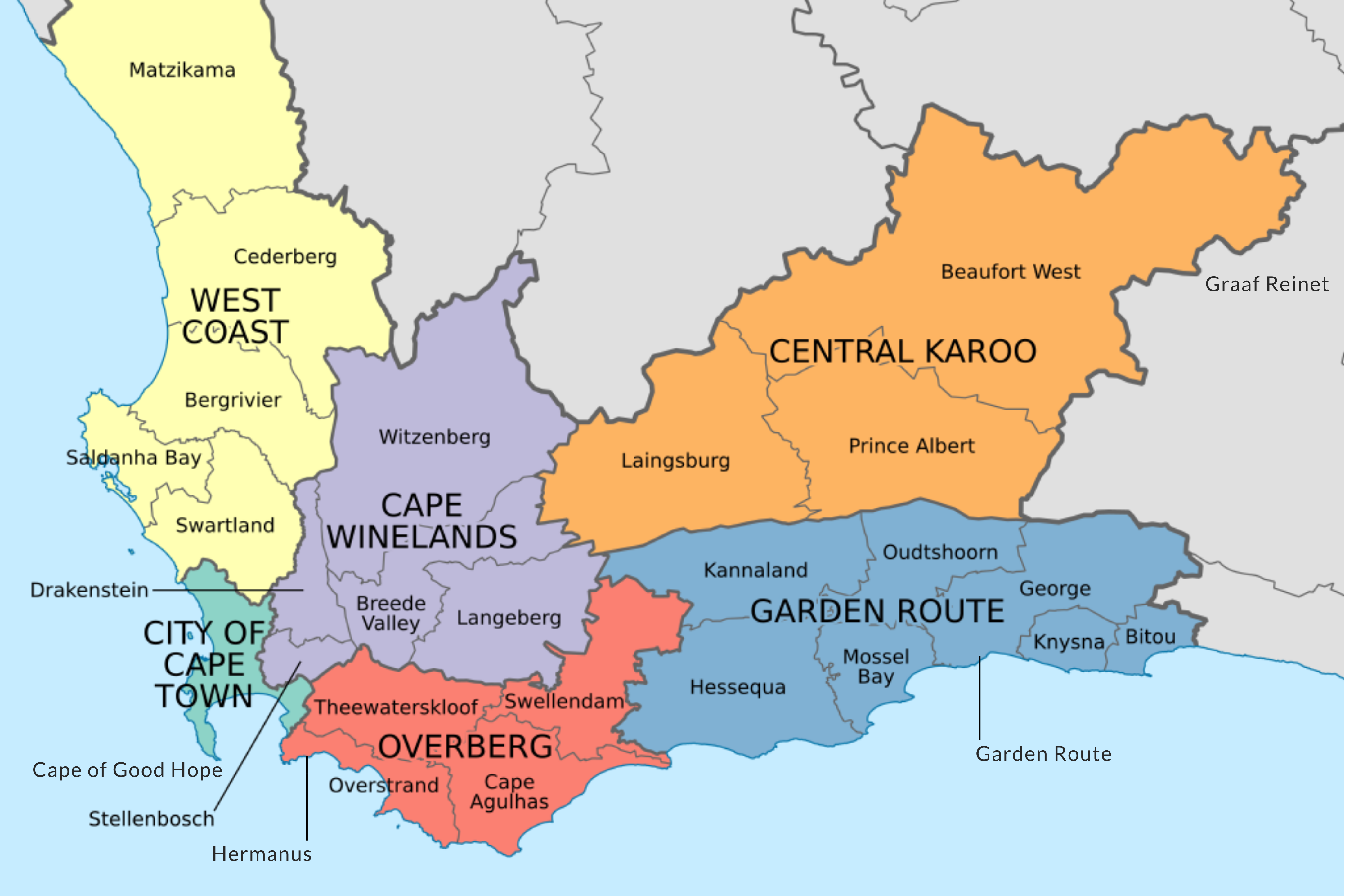 map-of-western-cape